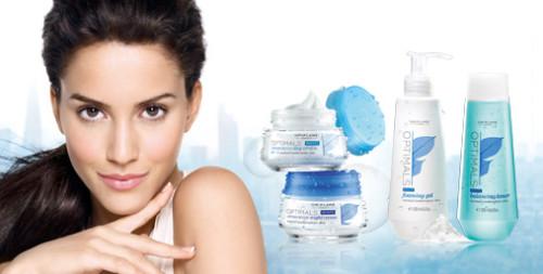 Комплексный уход для осветления кожи OPTIMALS