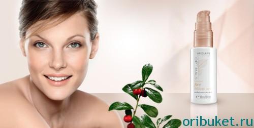 Крем- флюид Optimals «Защита и осветление», выравнивающий тон кожи с SPF 30.