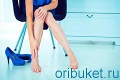 Боли и тяжесть в ногах- причины и лечение