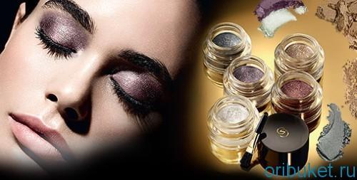Кремовые тени для век «Жемчужная вуаль» Giordani Gold