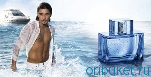 Туалетная вода для мужчин Excite by Dima Bilan от Орифлэйм