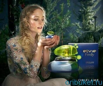 Аромат для новичка в подарок Elvie Firefly